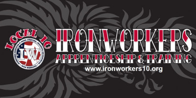 Ironworkers Local 10 Apprenticeship Logo
